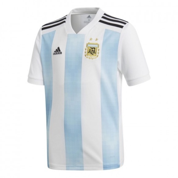84aa0a5f530 ADIDAS YOUTH ARGENTINA HOME JERSEY 2018 BQ9288 I5